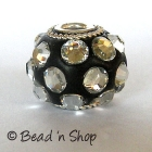 Bead Studded with White Color Cabochons