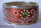 Bracelet Embedded with Mirror & Accessories
