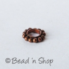 Copper Bead with 4mm Hole Size