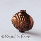 Pot-shaped Copper Bead