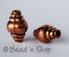 Cylindrical-shape Copper Bead