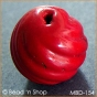50pc Red Cherry Bead