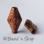100gm Copper Bead in Cylindrical Shape