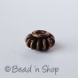 100gm Spring Oxidized Copper Bead