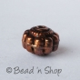 100gm Designer Oxidized Copper Bead